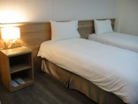 萊佳精品旅館-雙床房