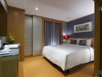 昇美精品旅店-一大床