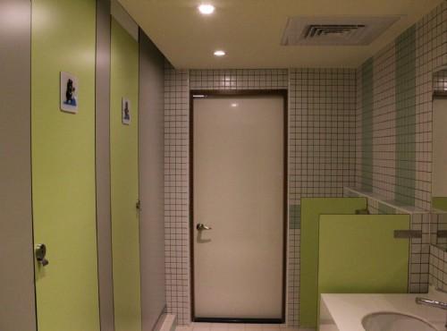 公共盥洗室