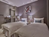 叙美行旅-高級雙床房