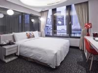 寧夏2號旅店-市景標準雙人房