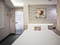 寧夏2號旅店-摩登時尚雙人房