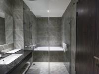 白金花園酒店-豪華客房衛浴