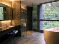 白金花園酒店-尊爵客房衛浴