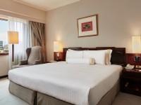 台北福華大飯店-高級雙人單床房