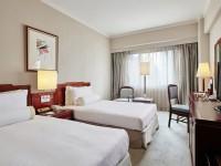 台北福華大飯店-高級雙人雙床房