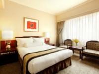 台北福華大飯店-標準雙人單床房
