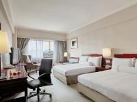 台北福華大飯店-豪華家庭房