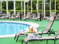 台北福華大飯店-室外游泳池