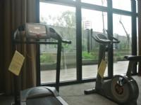 洛碁大飯店松山館-健身房