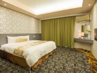 金色年代旅店-豪華雙人