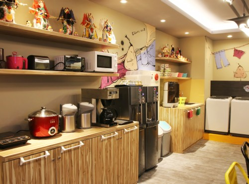 開放式廚房