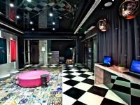 Hotel MEZI日暉酒店台北站前-大廳