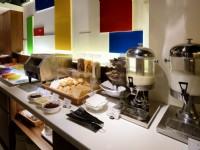 氧氣旅店北車館-早餐