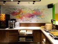 氧氣旅店北車館-餐廳