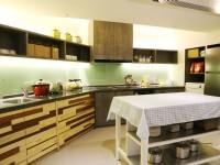 Mono'tel Hostel士林青年旅館-廚房