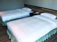 愛琴海太平洋溫泉會館-湛藍客房