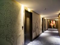 甲山林湯旅-客房走廊