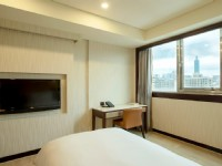 諾帝克商務國際飯店-行政雙人房
