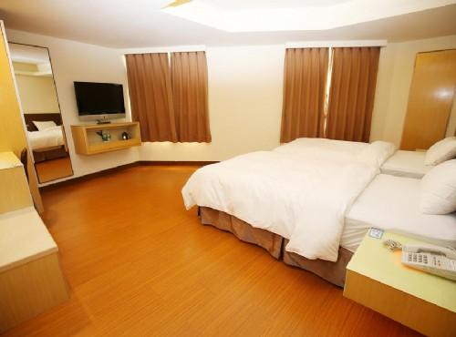 豪華雙人房-一大床