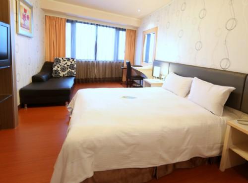 Executive Single Bedroom