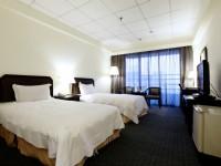 华安大饭店-高级双人双床房