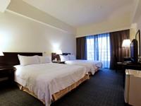 華安大飯店-豪華雙床房