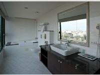 维悦酒店-豪华景观双人房浴室