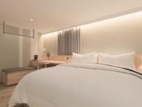 大立大飯店-標準雙人房
