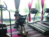 台南商务会馆-健身中心