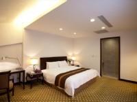 台南商務會館-溫馨家庭樓中樓套房2樓