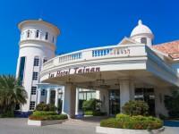 台南商務會館-飯店外觀