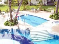 台南商務會館-戶外泳池