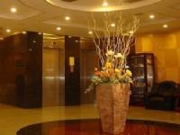 華都商旅-飯店大廳