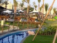 桂田酒店-峇里風格大庭園