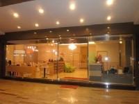 欣悅商務旅館-旅館大門