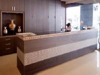 欣悅商務旅館-櫃台