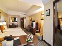 Evergreen Plaza Hotel Tainan-Family Room