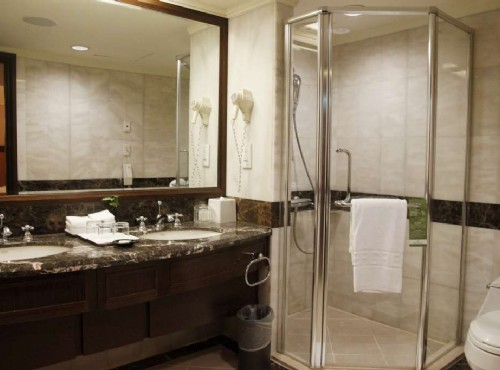 閤家經典套房浴室