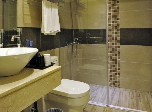 經濟雙人房衛浴