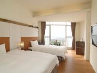 烏山頭湖境渡假會館-三人房