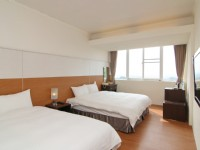 烏山頭湖境渡假會館-四人房