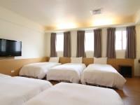 烏山頭湖境渡假會館-六人房