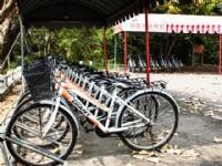 烏山頭湖境渡假會館-腳踏車租賃