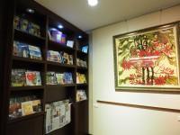揚悅精緻大飯店台南館-商務中心