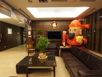 揚悅精緻大飯店台南館-大廳