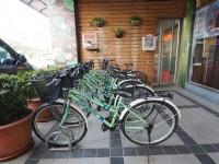 揚悅精緻大飯店台南館-自行車