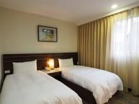 揚悅精緻大飯店台南館-豪華雙人二小床房
