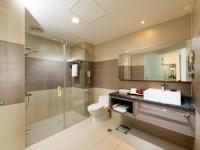 彰化福泰商務飯店-高級雙人房浴室