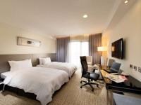 彰化福泰商務飯店-高級雙床房